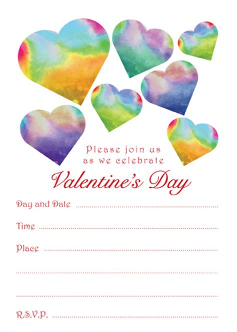 valentines day party invitation vpit 02