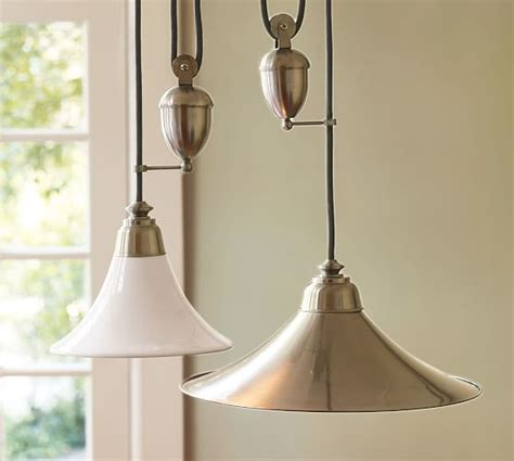 Pottery Barn Pendant Lights Porter Pendant Pottery Barn