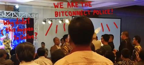 bitconnect yell bitconnect victim who lost 33 000 takes over indonesian
