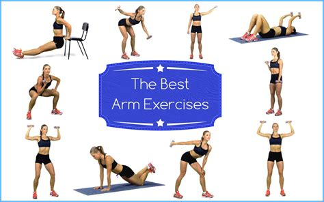 the best exercises you ve best arm fitness bicep tricep upper body workout