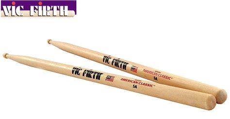 Stik Drum Vic Firth American Classic 5b Tip X5bn vic firth american classic wood tip