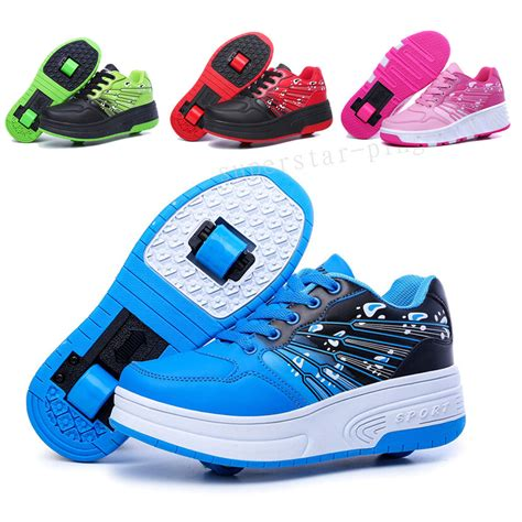 rollerblade shoes for fashion boys roller shoes skate heelys