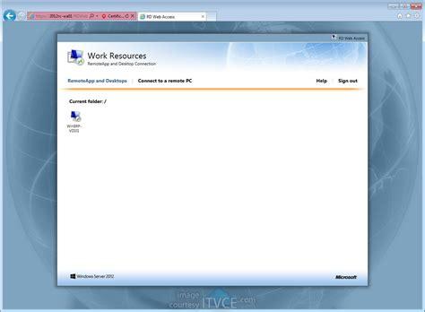 Login Home Page Desktop Site L by Deploying Windows 8 Desktop Infrastructure On