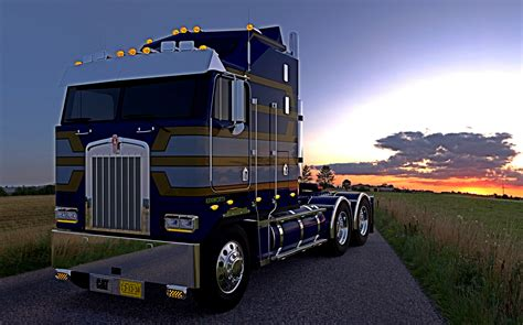new kenworth cabover image gallery 2012 kenworth cabover