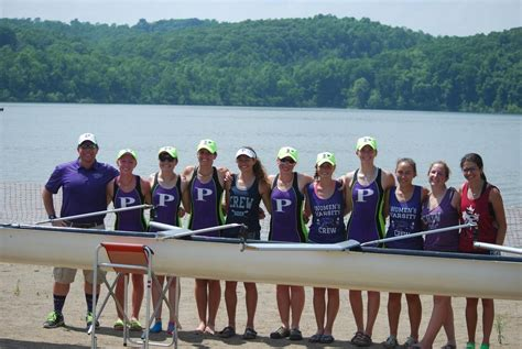 pioneer rowing boats pioneer rowing women show well at nationals mlive