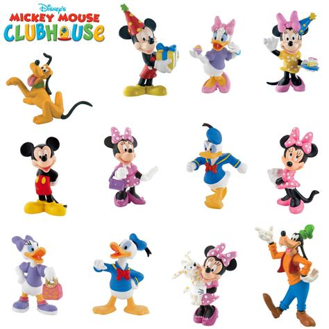 Disney Mickey Mouse Figure 05 Terbaru bullyland disney mickey mouse clubhouse figures choice