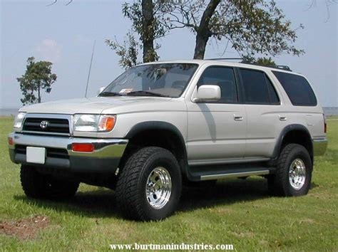1997 Toyota 4runner Lift Kit Anyone With A 3 Quot Lift On A 3rd 4runner Toyota
