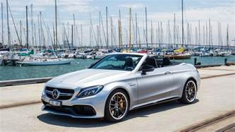 2017 mercedes amg c63 s cabriolet review caradvice