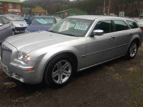 2006 Chrysler 300c 6 0 chrysler 2006 300c 3 0crd v6 auto estate diesel car for sale