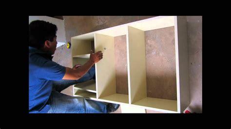 mueble de cocina melamine youtube