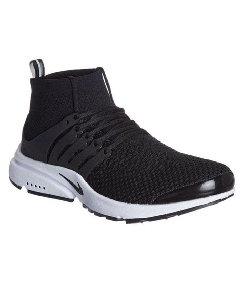 Nike Presto Runing Nike Air Presto Black Running Shoes Buy Nike Air Presto