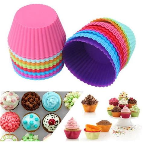 Soft Mould Muka Pcs top 15 for best cupcake bakeware