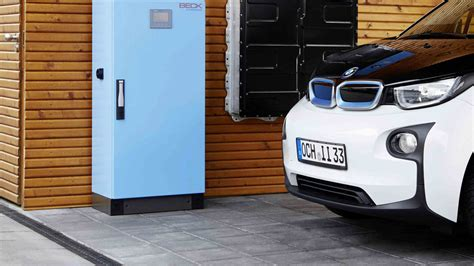Bmw I3 Battery by Bmw I3 Batteries Get Recycled For Home Power Backup