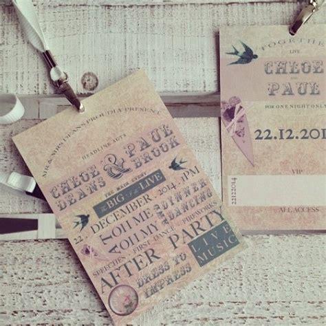 Hochzeitseinladung Festival by Hochzeits Einladung