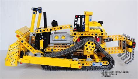 Lego Technic 42028 Bulldozer lego technic 42028 bulldozer lego technic 42028