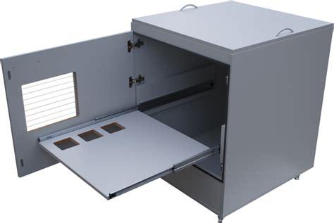 schrank 3d drucker beheizbarer druckerschrank etitherm f 252 r etikettendrucker