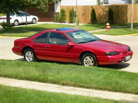 1996 ford thunderbird news reviews msrp ratings with amazing images