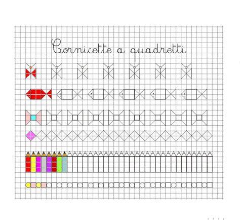 cornici geometriche cornicette disegni per bambini da colorare