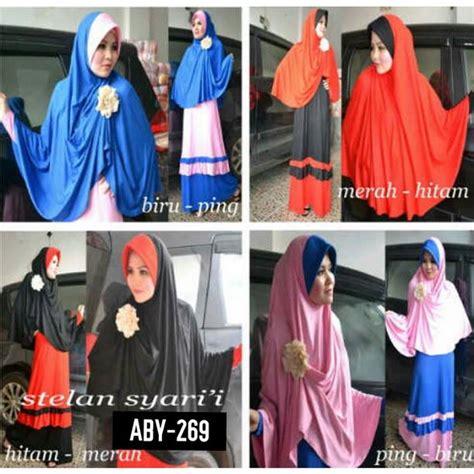 Syari Ready busana muslim koleksi terbaru