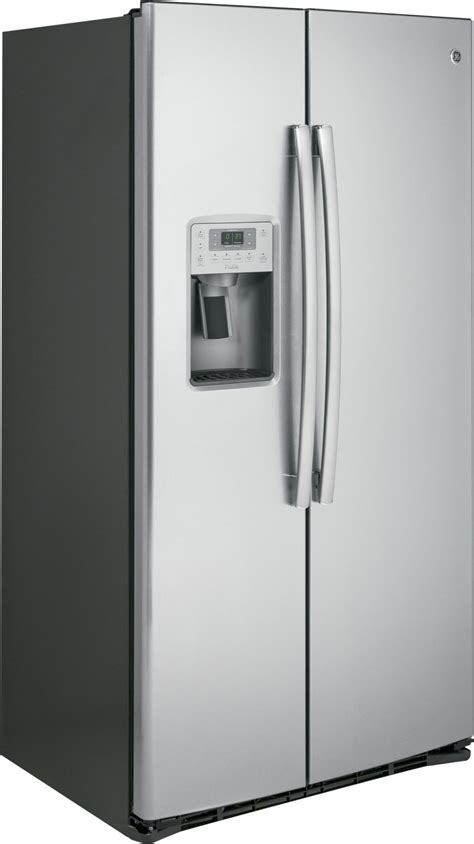 Ge Profile Refrigerator Cabinet Depth by Pzs22mskss Ge Profile Counter Depth Refrigerator