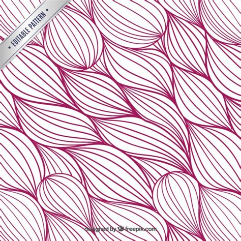 pattern of abstract writing abstract pattern hand drawn vector free download