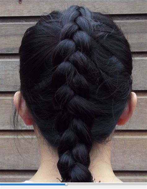cara membuat warna rambut coklat alami hairstyle tutorial cara membuat kepang rambut 3d rambut