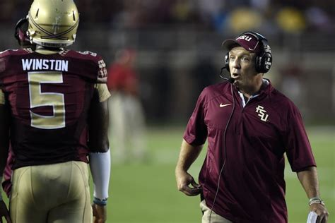 winston benched the latest florida state seminoles ncaa football news