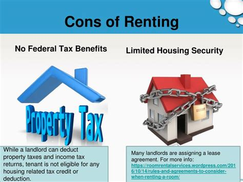 pros and cons of renting a house ppt pros and corns of renting vs buying a house