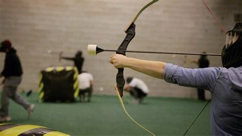 archery tag coming  mississauga insaugacom