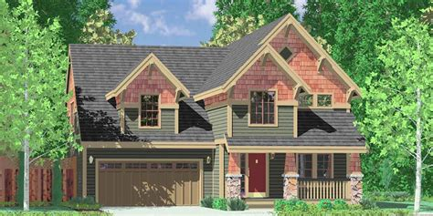 house plans with room above garage narrow lot house plans building small houses for small lots
