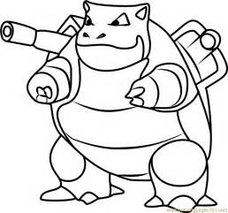 blastoise coloring page blastoise coloring pages images images