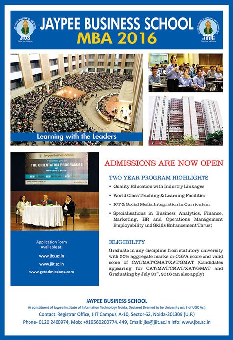 Gd Pi Topics For Mba 2016 by Gd Pi Details Jaypee Business School Noida Jaypee