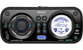 sony cdx h910ui marine cd receiver at crutchfield