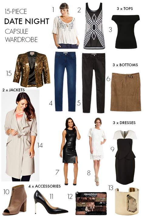 Date Wardrobe by What To Wear On A Date