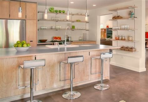 Shelving Ideas For Kitchen by Beautiful And Functional Storage With Kitchen Open