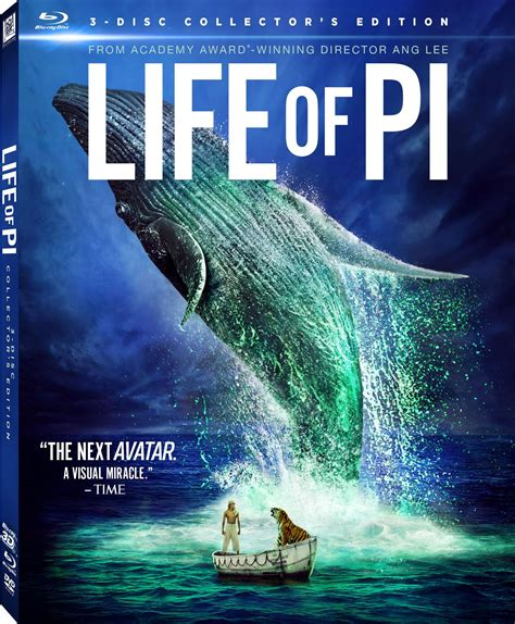 film of blu life of pi dvd release date march 12 2013