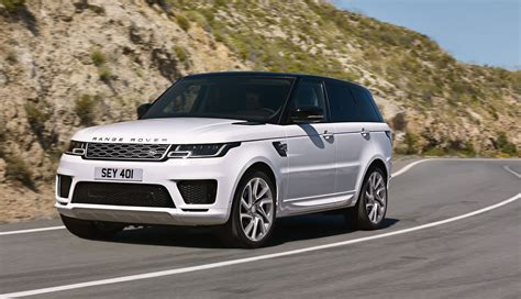 new range rover sport for sale 2019 range rover sport p400e in hybrid on sale in us