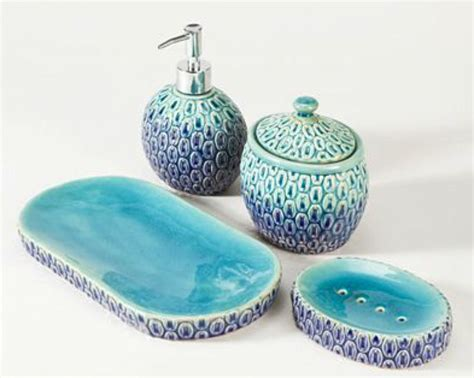 teal bathroom accessories sets 25 best ideas about teal bathroom accessories on