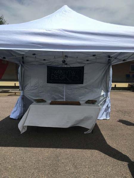 U Canopy Undercover 10x10 R 2 Professional Vending Aluminum Frame