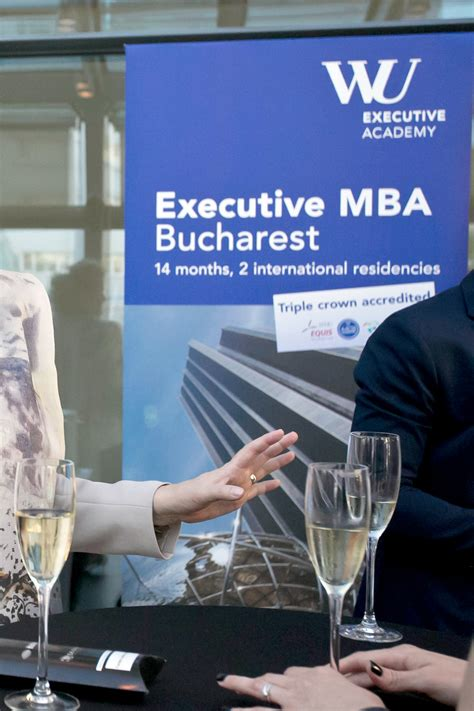 What Is An Executive Mba Program by Executive Mba Bucharest Romania Austria Us Wu