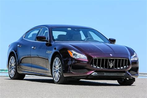 Maserati Price Used maserati quattroporte saloon from 2016 used prices parkers