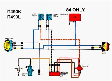 yamaha dt 50 wiring diagram