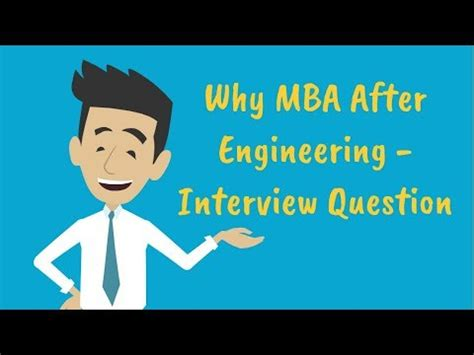 Engineering Degree After Mba by Why Mba After Engineering Btech 5 Tips To Answer