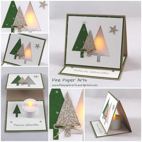 construction paper tree lit with tea light 457 best tea light crafts images on crafts light crafts and