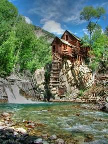 the crystal mill in crystal colorado by ken smith