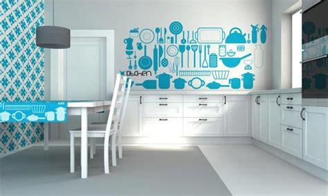 gambar wallpaper untuk dapur tips memilih wallpaper
