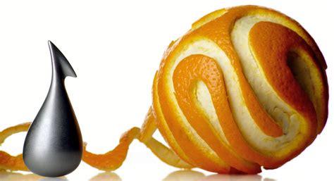 Designer Clocks by Apostrophe Citrus Fruit Peeler Mat By Alessi