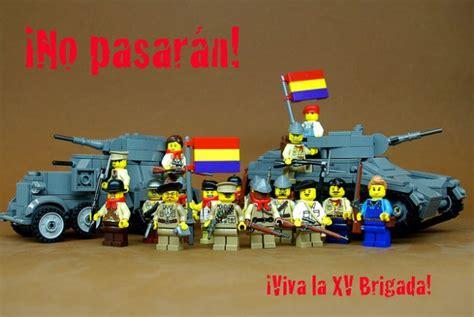 Pasaran Air Second 161 no pasaran commemorating the civil war in lego the brothers brick the brothers brick