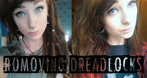 ask hairstyles how to remove how to remove dreadlocks dreadlocksorg removing dreadlocks