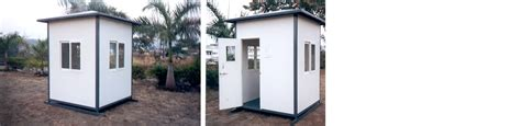 Pvc Cabins by Sunbeam Portable Cabins Pvc Frp Cabins Security Cabins